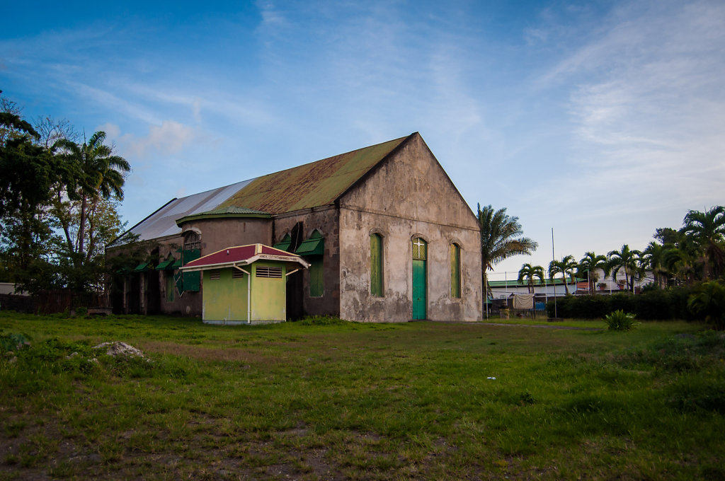 Dominica church