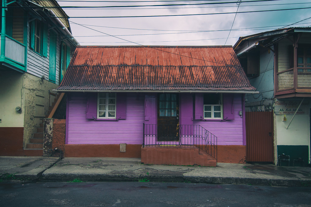 Dominica house